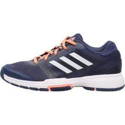Buty sportowe damskie: adidas Performance BARRICADE CLUB Obuwie do tenisa Outdoor nobind/ftwwht/chacor