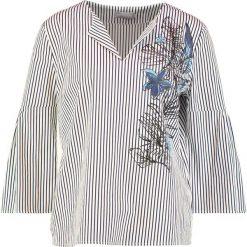 Bluzki asymetryczne: Betty & Co Bluzka white/dark blue