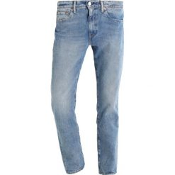 Levi's® 511 SLIM FIT Jeansy Straight Leg swaggu warp. Niebieskie jeansy męskie relaxed fit marki Levi's®. Za 399,00 zł.