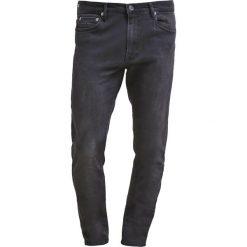 Jeansy męskie: Samsøe & Samsøe STEFAN Jeansy Slim Fit worn black