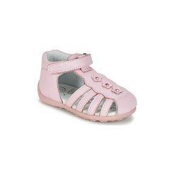 Sandały Dziecko  Chicco  GAZZELLA. Czerwone sandały dziewczęce Chicco. Za 175,20 zł.