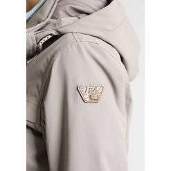 Icepeak THIRA Kurtka Outdoor khaki. Brązowe kurtki damskie softshell Icepeak, z materiału, outdoorowe. W wyprzedaży za 345,95 zł.