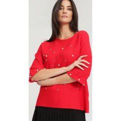 Czerwony Sweter Adventurous. Czerwone swetry klasyczne damskie other, m. Za 49,99 zł.