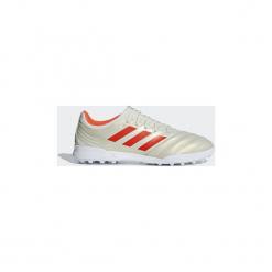 Buty do piłki nożnej adidas  Buty Copa 19.3 TF. Białe halówki męskie Adidas, do piłki nożnej. Za 279,00 zł.