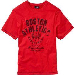 T-shirty męskie: T-shirt Regular Fit bonprix czerwony