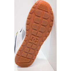 Tenisówki męskie: DC Shoes KALIS LITE Buty skejtowe white/grey/yellow