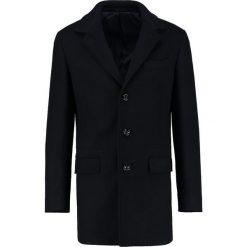Płaszcze męskie: Pier One Krótki płaszcz navy