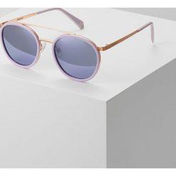 Okulary przeciwsłoneczne damskie aviatory: Polaroid Okulary przeciwsłoneczne lilac