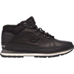 New Balance - Buty HL754BN. Czarne buty trekkingowe męskie New Balance, z gumy, na sznurówki, outdoorowe. Za 399,90 zł.