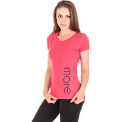 Outhorn Koszulka damska HOL18-TSD601 różowa r. S. T-shirty damskie Outhorn, s. Za 24,99 zł.