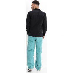 Spodnie męskie: Carhartt WIP SINGLE KNEE PANT DEARBORN Spodnie materiałowe soft teal