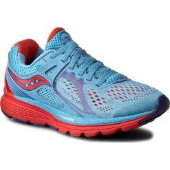 Buty SAUCONY - Valor S10321-2 Blu/Org. Niebieskie buty do biegania damskie Saucony, z materiału. W wyprzedaży za 269,00 zł.