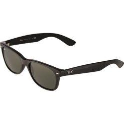 RayBan NEW WAYFARER Okulary przeciwsłoneczne schwarz. Czarne okulary przeciwsłoneczne damskie aviatory Ray-Ban. Za 539,00 zł.