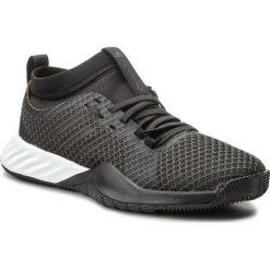 Buty adidas - CrazyTrain Pro 3.0 W CG3482 Carbon/Cblack/Ftwwht. Czarne buty do fitnessu damskie marki Adidas, z kauczuku. W wyprzedaży za 299,00 zł.