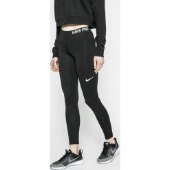Nike - Legginsy. Szare legginsy skórzane Nike, l, dri-fit (nike). Za 159,90 zł.