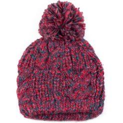 Czapka damska Prawdziwie zimowa różowa (cz13365). Czerwone czapki zimowe damskie marki Art of Polo, na zimę. Za 37,60 zł.