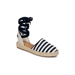 Espadryle Betty London  INANO. Białe espadryle damskie Betty London. Za 160,30 zł.
