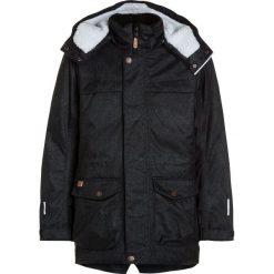 Kurtki chłopięce przeciwdeszczowe: Reima REIMATEC PENTTI Płaszcz zimowy black