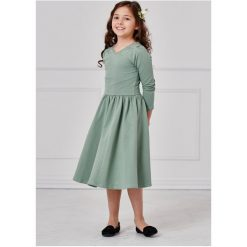 3863fe219a Sukienki dziewczęce - Kolekcja wiosna 2019 - myBaze.com