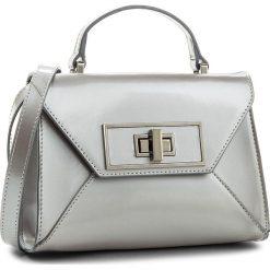 Torebka GINO ROSSI - Tresso XV3835-ELB-TS00-0394-T 9A. Szare torebki klasyczne damskie marki Gino Rossi, w paski, z materiału, małe. W wyprzedaży za 249,00 zł.
