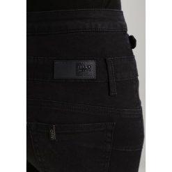 Liu Jo Jeans BOTTOM UP RAMPY  Jeansy Slim Fit denim black leg. Czarne boyfriendy damskie Liu Jo Jeans. W wyprzedaży za 524,30 zł.