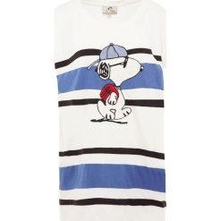 Paul & Joe Sister GYM Tshirt z nadrukiem white. Białe t-shirty damskie marki Paul & Joe Sister, z nadrukiem, z bawełny. W wyprzedaży za 412,30 zł.