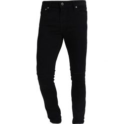 Rurki męskie: Jack & Jones Jeans Skinny Fit black denim
