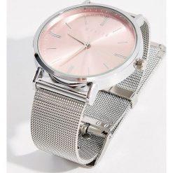 Zegarek z bransoletą - Srebrny. Zegarki damskie Mohito, srebrne. Za 49,99 zł.