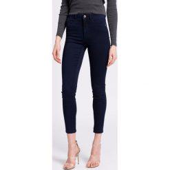 Only - Jeansy. Czarne jeansy damskie marki ONLY, l, z materiału, z kapturem. W wyprzedaży za 69,90 zł.