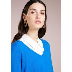 FTC Cashmere Sweter princess blue. Niebieskie swetry klasyczne damskie FTC Cashmere, l, z kaszmiru. Za 959,00 zł.