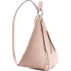 Plecaki damskie: Plecak PATRIZIA PEPE – 2V7784/A703-I2SE  Rose/Nero/Gold