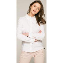 Answear - Koszula. Szare koszule damskie marki ANSWEAR, xl, z długim rękawem. W wyprzedaży za 69,90 zł.