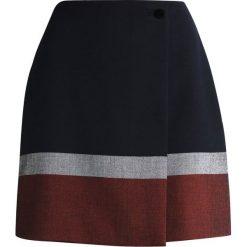 Odzież damska: Hobbs SIMONE SKIRT Spódnica trapezowa navy multi