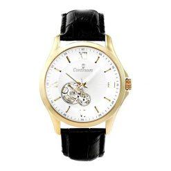 """Zegarki męskie: Zegarek """"C15H25"""" w kolorze złoto-czarnym"""