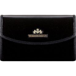 Portfel 25-1-045-1. Czarne portfele damskie Wittchen. Za 339,00 zł.