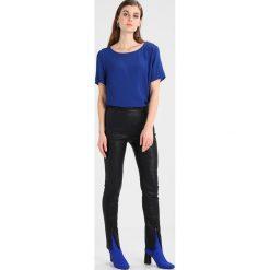 Bluzki asymetryczne: b.young FARHAN BLOUSE Bluzka sapphire blue