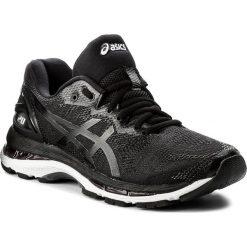 Buty ASICS - Gel-Nimbus 20 T850N  Black/White/Carbon 9001. Czarne buty do biegania damskie Asics, z materiału. W wyprzedaży za 489,00 zł.