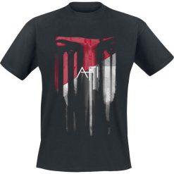 T-shirty męskie: Afi Red Eyes T-Shirt czarny