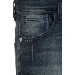 Benetton TROUSERS Jeansy Slim Fit blue denim. Niebieskie jeansy męskie regular Benetton, z bawełny. Za 129,00 zł.