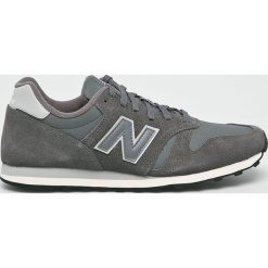 New Balance - Buty. Szare halówki męskie marki New Balance, z gumy, na sznurówki. Za 299,90 zł.