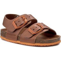 Sandały GARVALIN - 172346 Cuero (Mat). Brązowe sandały męskie skórzane Garvalin. Za 139,00 zł.