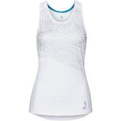 Odlo Koszulka damska Singlet Ceramicool pro biała r. S (350231). Bluzki damskie Odlo, s. Za 103,99 zł.