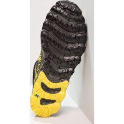 La Sportiva HELIOS 2.0 Obuwie do biegania Szlak black/butter. Czarne buty do biegania męskie La Sportiva, z gumy. Za 539,00 zł.