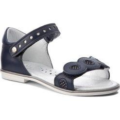 Sandały dziewczęce: Sandały BARTEK – 16167-1JC Niebieski