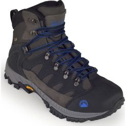 Buty trekkingowe męskie: BERG OUTDOOR Buty Męskie LLAMA Szare r. 43 (FW4111203)