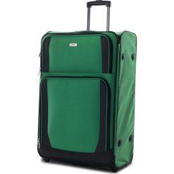 Duża Materiałowa Walizka TITAN - Merik 196410/02-85 L Kelly Green. Zielone walizki marki Titan, z materiału, duże. W wyprzedaży za 209,00 zł.