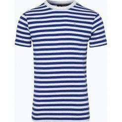 G-Star - T-shirt męski – Kantano, czarny. Czarne t-shirty męskie marki G-Star, m, w paski. Za 139,95 zł.