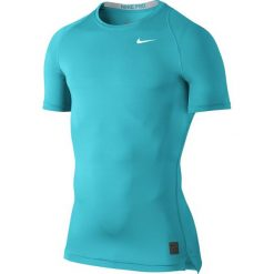 Odzież termoaktywna męska: koszulka termoaktywna męska NIKE PRO COOL COMPRESSION SHORTSLEEVE / 703094-418 – NIKE PRO COOL COMPRESSION SHORTSLEEVE