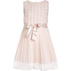 Sukienki dziewczęce z falbanami: OVS DRESS DOTS Sukienka koktajlowa petal pink
