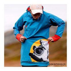 SOFTSHELL Space Legends damska kurtka- snowboard. Różowe bluzy męskie rozpinane Pakamera, m, z softshellu, z kapturem. Za 599,00 zł.